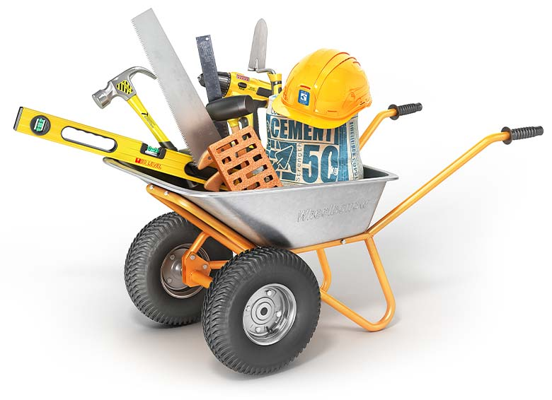 Construction equipment products